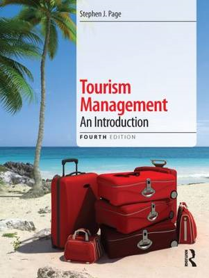 Tourism Management: An Introduction (BOK)