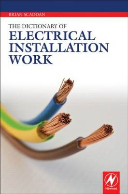 Dictionary of Electrical Installation Work (BOK)