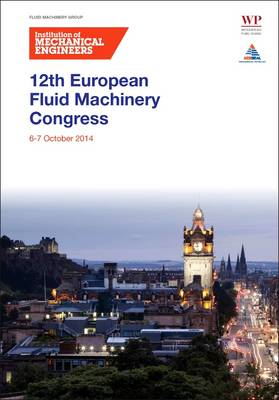 Fluid Machinery Congress 6-7 October 2014 (BOK)