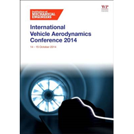 International Vehicle Aerodynamics Conference (BOK)