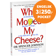 Produktbilde for Who Moved My Cheese (BOK)
