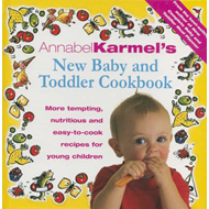 Annabel Karmel's Baby And Toddler Cookbook (BOK)