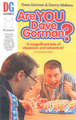 Are You Dave Gorman? (BOK)