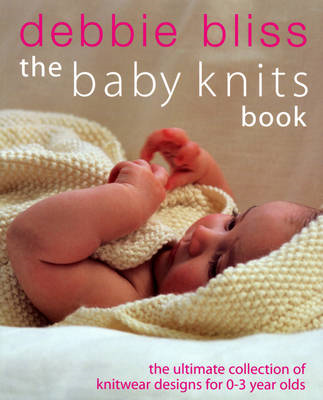 Baby Knits Book (BOK)