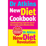 Dr. Atkins' New Diet Cookbook: Mouthwatering Meals for One of the World's Most Effective Diets (BOK)