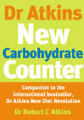 Dr Atkins New Carbohydrate Counter (BOK)