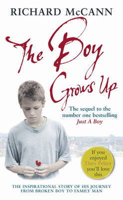 The Boy Grows Up: The Inspirational Story of His Journey from Broken Boy to Family Man (BOK)