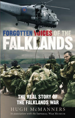 Forgotten Voices of the Falklands (BOK)