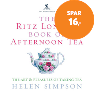 Produktbilde for The Ritz London Book Of Afternoon Tea - The Art and Pleasures of Taking Tea (BOK)