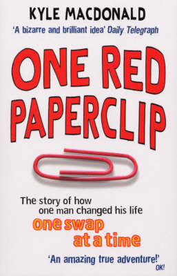 One Red Paperclip (BOK)