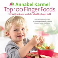 Top 100 Finger Foods (BOK)