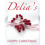 Delia's Happy Christmas (BOK)