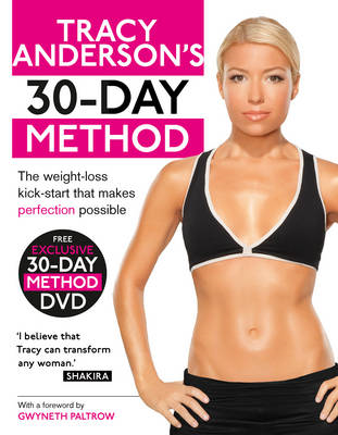 Tracy Anderson's 30-Day Method (BOK)