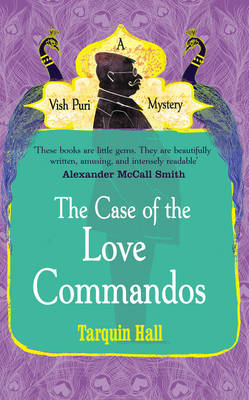 The Case of the Love Commandos (BOK)