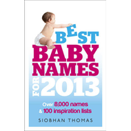 Best Baby Names for 2013 (BOK)