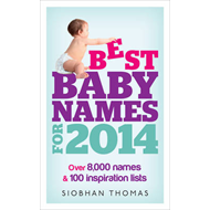 Best Baby Names for 2014 (BOK)