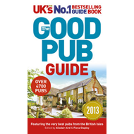 The Good Pub Guide 2013 (BOK)