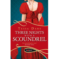 Three Nights with a Scoundrel: A Rouge Regency Romance (BOK)