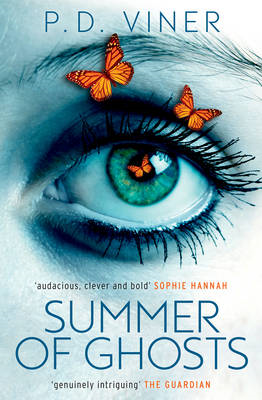 Summer of Ghosts (BOK)