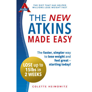 New Atkins Made Easy (BOK)