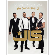 JLS: Forever and a Day (BOK)