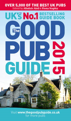 Good Pub Guide 2015 (BOK)