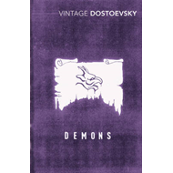 Demons: A Novel in Three Parts (BOK)