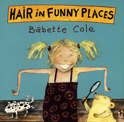 Hair In Funny Places (BOK)