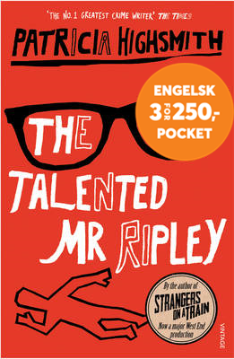 The Talented Mr Ripley (BOK)