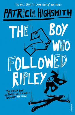 The Boy Who Followed Ripley (BOK)