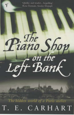 Piano Shop On The Left Bank (BOK)