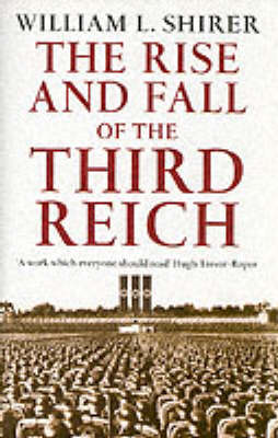Rise And Fall Of The Third Reich (BOK)