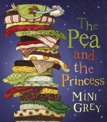 Pea And The Princess (BOK)