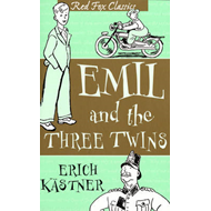 Emil and the Three Twins (BOK)