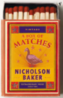 A Box of Matches (BOK)