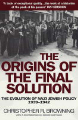 Origins of the Final Solution (BOK)