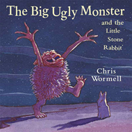 The Big Ugly Monster and the Little Stone Rabbit (BOK)