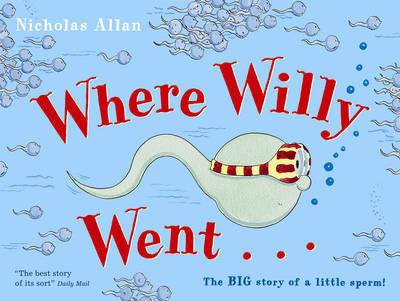 Where Willy Went (BOK)
