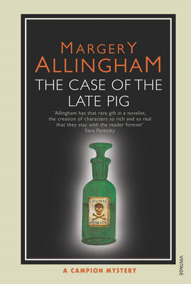 Case Of The Late Pig (BOK)
