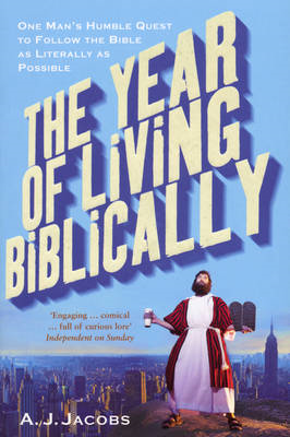 The Year of Living Biblically (BOK)