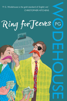 Ring for Jeeves (BOK)