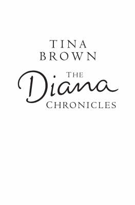 The Diana Chronicles (BOK)