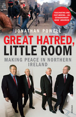 Great Hatred, Little Room (BOK)