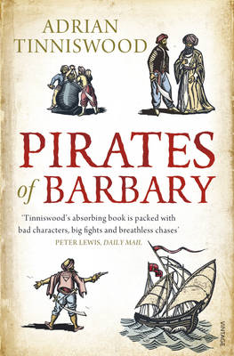 Pirates Of Barbary (BOK)