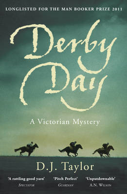 Derby Day: A Victorian Mystery (BOK)