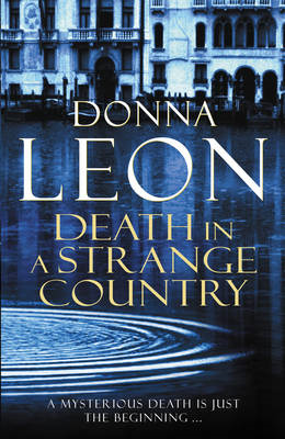 Death in a Strange Country (BOK)