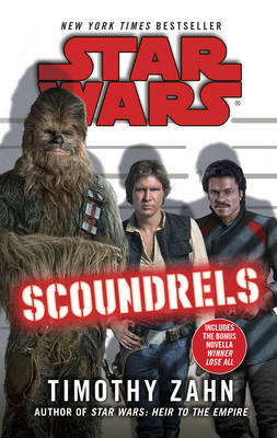 Star Wars: Scoundrels (BOK)