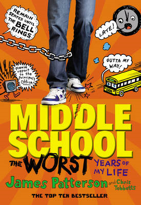 Middle School: The Worst Years of My Life: (Middle School 1) (BOK)