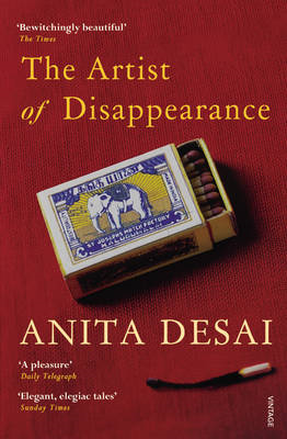 The Artist of Disappearance (BOK)