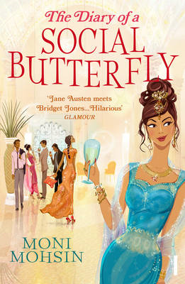 The Diary of a Social Butterfly (BOK)